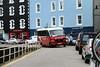 The narrow streets of Tobermory (busmanscotland) Tags: west mercedes coast motors mercedesbenz cheetah ssu malton 727 dda wcm vario plaxton yn54 o814 perryholtby ssu727 yn54dda