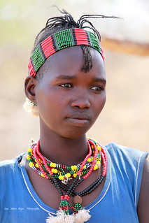 Hamer, Omo Valley Ethiopie
