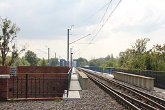 Wrocław Różanka train station 10.09.2015 (szogun000) Tags: railroad bridge station canon tracks overpass poland polska rail railway viaduct wrocław pkp lowersilesia dolnośląskie dolnyśląsk canoneos550d canonefs18135mmf3556is d29271 wrocławróżanka