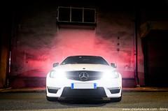 Mercedes-Benz C 63 AMG Coup 507 (Rmy | www.chtiphotocar.com) Tags: car mercedes benz photo nikon photoshoot c sigma class 63 mercedesbenz sound shooting coupe v8 sportscar amg klasse lightroom supersport