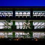 立教大学 ロイドホールの写真