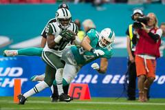 NFL Dolphins v Jets 189 (tsavoja) Tags: newyork miami jets nfl dolphins miamidolphins wembley nyjets nflinternational