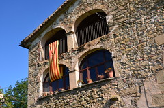Mas Capdevila, Les Llosses, Ripolls, Girona. (heraldeixample) Tags: espaa farmhouse spain arquitectura architechture catalonia girona catalunya espagne catalua granja catalogne ripoll ripolls lesllosses heraldeixample