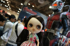 STGCC 2015 - Ma!!! Are we done with this toy con yet??? Can we go and do something else???