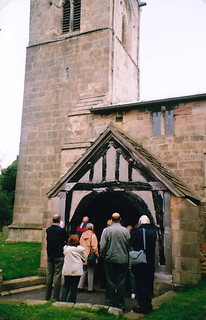 Sep 2004 St Peter's Thorpe Salvin 01