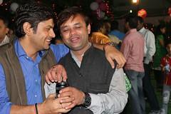Buddy (avinashsingh1981) Tags: show party noida news photo tv media delhi reporter avinash journalist singh kumar varanashi kannu nishat srivastva