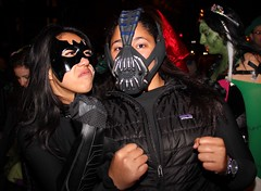 Halloween Parade 2014 (Latin Wolf) Tags: newyork halloween village unitedstates parade annual 41st latinwolf