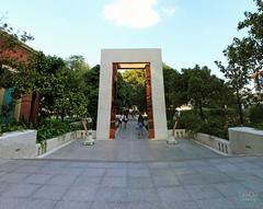 Siriraj Piyamaharajkarun Hospital  (SiPH) (bkk09man) Tags: architecture thailand cityscape thai siriraj bkk09siph