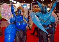 DSC_0235 (Randsom) Tags: nyc fun costume october cosplay superhero comicbooks dccomics spandex justiceleague jla javitscenter 2015 bluebeetle nycc nycomiccon newyorkcomiccon nycc2015