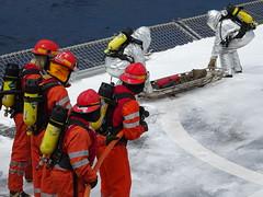 Ejercicio accidente de vuelo (Armada Espaola) Tags: juan carlos altura trident 2015 juncture viga i patrullero espsjuancarlos1