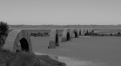 20151106-20151106-P1010425.jpg (Paul Glenton) Tags: newzealand northland sculptures goldsworthy gibbsfarm andygoldsworthy 2015 kaiparaharbour arches2005 20112015