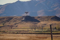 Signals from out there (Let Ideas Compete) Tags: nature rural colorado technology dish boulder hills antenna antennas
