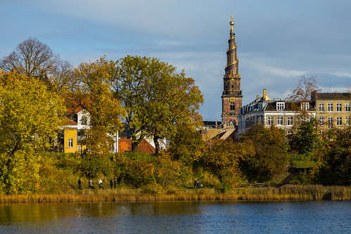 Autumn in Copenhagen - Christianshavn
