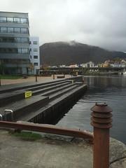 Marineholmen - - Bergen spot (erlingsi) Tags: norway harbour norwegen bergen ulriken nygrdsbroen iphone erlingsi solheimsviken marineholmen