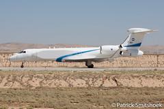 Nahshon-Eitam (patriXtreme) Tags: idf airbase gulfstream g550 569 israeliairforce nevatim caew nahshoneitam
