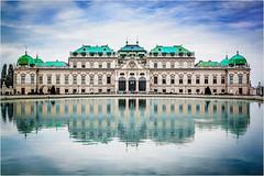Schloss Belvedere Wien (McAroni) Tags: vienna wien austria sterreich belvedere belvederecastle