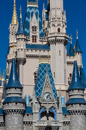 Magic Kingdom - Castle