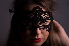 Day 61 of 90 (timmie_winch) Tags: november portrait macro eye fashion lens photo tim nikon day mask fashionphotography lace 85mm sigma ellie dunn portraiture boudoir eleanor winch 90 f28 challenge eyemask ells 105mm nikon85mm portraitphotographer 2015 elinchrom 85mmf18 d610 portraitphotography 80200mmf28 80200f28 dlite nikon85mmf18 fashionphotographer 90days portraiturephotography boudoirphotoshoot boudoirphotography boudoirphotographer nikonnikkor50mmf18daf november2015 lacemask portraiturephotographer sigma105mmf28macrolens elinchromdliterxone nikon80200f28lens dliteone nikond610 timwinchphotography timwinch elliedunn eleanordunn nikon80200f28primetelephotolens 90dayphotochallenge