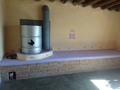 RMH0081 (velacreations) Tags: rmh woodburningstove rocketmassheater