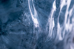 Crystal ice cave | Vatnajökull | Iceland (Julien Ratel ( Júllí Jónsson )) Tags: longexposure blue people snow cold ice colors canon reflections landscape lights frozen iceland pattern colours crystal glacier arctic bleu harmony cave neige caving paysage reflexions cristal ísland islande iceworld icecave blueice glaciercave vatnajökull crystalcave landslag efs1022 glacialriver íshellir vatnajökulsþjóðgarður blueju38 julienratel lýðveldiðísland julienratelphotography landslagsmynd vatnajokullnationalpark undertheglacier eos7dmkii sigma35mmf14art icecavetour