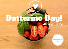 Datterino-Day (Vincenzo Di Dio) Tags: tomato tomatoes red datterino green basil basilico food fresh cucina italy italia sicily sicilia nikon d7000 lightroom stilllife sicilianfood vegetarian natural nutrion agriculture texture vegetable nikonitalia