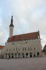 Ratusz (magro_kr) Tags: tallinn estonia eesti harjumaa ratusz budynek architektura plac rynek townhall building architecture market square