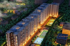 Habitat Premium Homes - Bangalore (fantaroy) Tags: 2 3 bhk premium homes by habitat bangalore