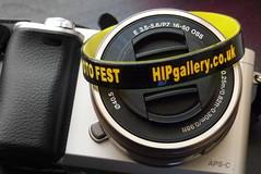HIP Photo wristband and camera (Ray Duffill) Tags: hedon photography camera wristband