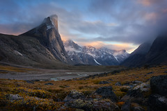 Beyond (arturstanisz1) Tags: arturstanisz arctic mountthor canada canadianarctic sunset adventure workshops travel