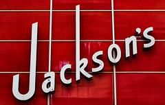 Jackson's (Tony Webster) Tags: ishpeming jacksons mainstreet michigan pearlstreet upperpeninsula unitedstates us