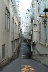 tokyo6034 (tanayan) Tags: urban town cityscape tokyo japan nikon j1 road street alley   yurakucho