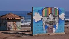 Open Minded (Ctuna8162) Tags: playa beach antofagasta grafitti painters art