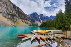 Banff and Jasper highlights (pbruch) Tags: spectacular mountains rockies rocky lake crystal clear snow glacier canadian holiday