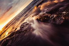 293/366 (romainjacques17) Tags: canon 6d 365project 365 project365 picoftheday ef1635mm 1635mm wideangle sea seascape longexposure long exposure sunset larochelle france