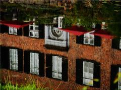 Reflections (Ostseetroll) Tags: deu deutschland eutin geo:lat=5413706970 geo:lon=1062075040 geotagged schleswigholstein schloss castle spiegelungen reflections