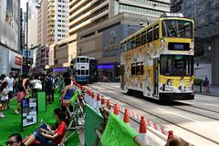 Hong Kong Tramways 170 (Howard_Pulling) Tags: hongkong tram 2016 september hk china bus buses howardpulling nikon d7200 camera picture transport asia