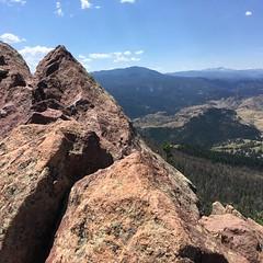 Bear Peak - Boulder (brucetopher) Tags: mountain hike climb climbing rock rocks peak tip top summit divide hilly mountainous