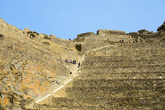 Ollantaytambo (#Panama) Tags: ollantaytambo travel peru arqueologa travelingperu urubambavalley vallesagrado sacredvalleyoftheincas