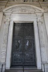 Vatican Holy Door (noname_clark) Tags: italy rome vacation honeymoon vatican basilica door holy