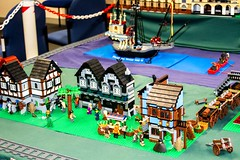 90 (Bricktastic) Tags: brickevents lego queenslandlegousergroup goldcoast afol moc