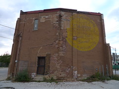 former home of the Mexican Inn (find myself a city (1001 Afternoons in Chicago)) Tags: eastside