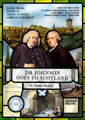 Dr Johnson Poster