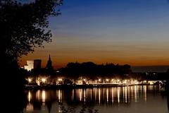Avignon - France IMG_3417 (Ludo_M) Tags: avignon france europe trip travel provence southoffrance nuit night notte noche nacht rhone rhne river fleuve fluss longexposure poselongue pose vaucluse paca