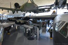 B-52, A-10 and Others (Bri_J) Tags: iwmduxford cambridgeshire uk iwm duxford airmuseum museum aviationmuseum nikon d7200 imperialwarmuseum americanairmuseum b52 a10 usaf