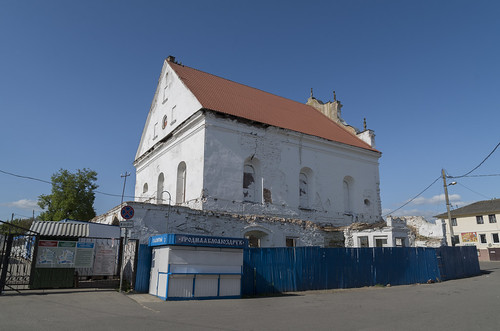 Slonim Synagogue, 04.05.2014.