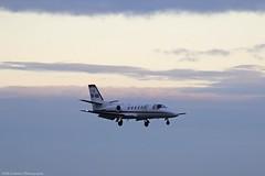 Citation 550 Bravo LN-IDD at Isle of Man EGNS 26/10/16 (IOM Aviation Photography) Tags: citation 550 bravo lnidd isle man egns 261016