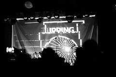 clipping. (eatsdirt) Tags: imposemagazine knittingfactory october2016 clipping concert gig livemusic