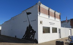 American Legion Post #214 (Ewing, Nebraska) (courthouselover) Tags: nebraska ne americanlegion holtcounty ewing sandhills