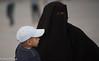 Essaouria - Morocco (Hans Olofsson) Tags: 2016 essaouira marocko morocco burka islam boy woman cap keps