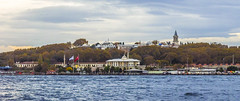 DSCF9404-1 (Engin VARUL) Tags: topkap palace bosphorus istanbul turkey trkiye panorama historical tourism sea autumn